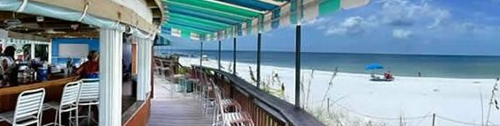 Perhaps the best waterfront bar in Florida is the Naples Beach Hotel